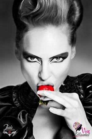 Killer Strawberry – Autographed 8×10 Web Chef Kimberly Turner