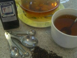 How to Brew Darjeeling Tea - CookingWithKimberly.com