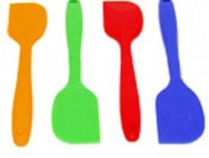 Hamilton Beach Mini Silicone Spatula - kitchencollection.com