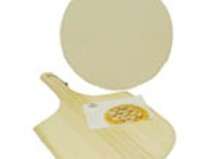 "Kitchen Collection 13"" Pizza Stone Set - kitchencollection.com"