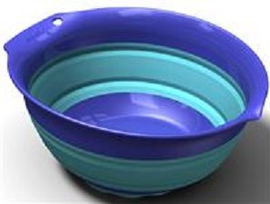 Squish 3qt Collapsible Mixing Bowl - ifeed.cooking.com