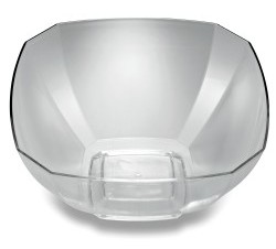 Clear Punch Bowl 12 qt - buycostumes.com