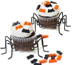 Halloween Batty Bats Treat Toppers - celebrateexpress.com