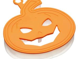 Lets Make Halloween Pumpkin 3D Cookie Cutter - royaldesign.com