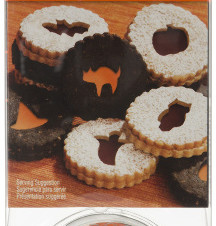 Linzer Halloween Cookie Cutters - dollardays.com