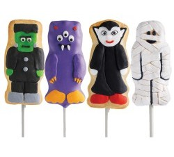 Monster Non-Stick Cookie Pop Pan - buycostumes.com