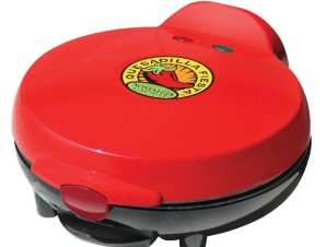 8 Inch Electric Quesadilla Maker by Nostalgia Electrics - air-n-water.com