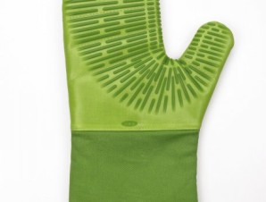 Silicone Oven Mitt in Key Lime by OXO - stacksandstacks.com