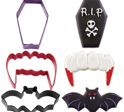 Vampire Halloween Cookie Cutter Set - buycostumes.com