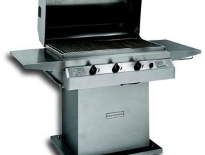Texas Barbecues 6000 Combination Gas Grill LP